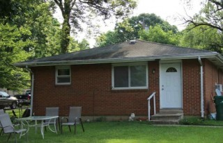 Online Auction of Fairborn, OH Duplex