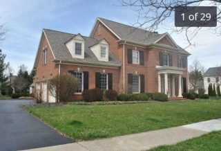 New Albany Executive Home Online Auction