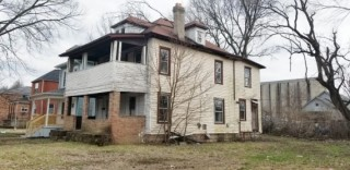 Bargain Fixer Upper Duplex, $90,000 Minimum Bid, Online Auction