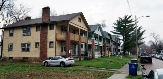 NFS Demographics ONLY. East Rich Street Multifamily Units