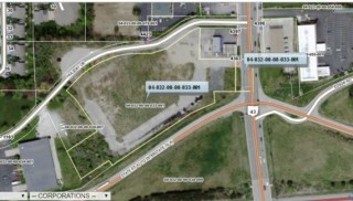 5.644 Commercial Acres on OH-43 at I-76