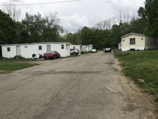 13 Unit Mobile Home Park in Preble Co.