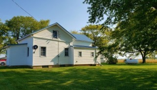 Absolute Auction Country Home with Garage