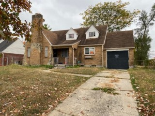 Absolute Auction of Bank-Owned Home