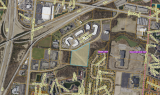 Absolute Auction ~ Commercial Land