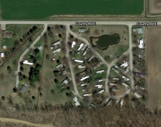 47 Unit Mobile Home Park in NW Ohio