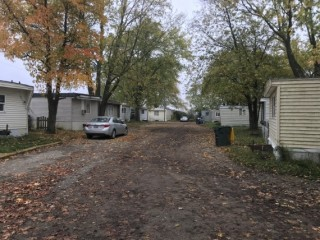 32 Unit Mobile Home Park South of Columbus