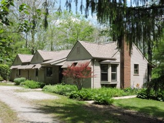 Yellow Springs Home with Frontage on the Little Miami River