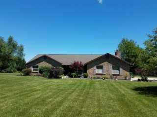 Real Estate Auction Custom Home On 5 Acres