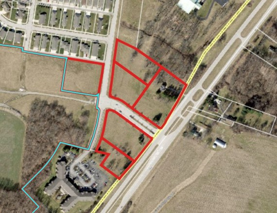 Section 7 lots
