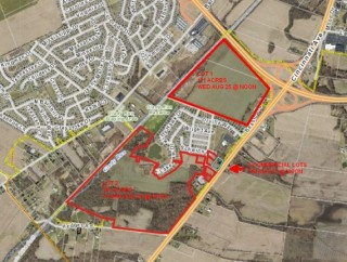 Xenia, Greene Co. 300+ Acres of Commercial & AG Land Absolute
