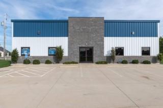 Industrial Building Auction