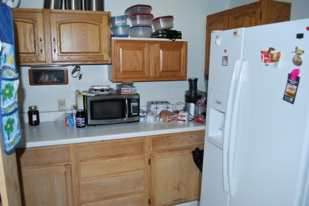 Kitchen in second owner's suite