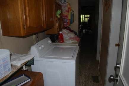 Another washer and dryer for maid