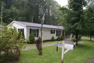 PUBLIC AUCTION OF REAL ESTATE - - 24031 Burgoon Rd., South Bloomingville, OH