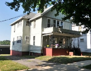 ABSOLUTE AUCTION of DUPLEX:  1443 Jermain in Toledo, OH