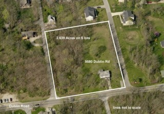 House on 2.639 Acres in Powell with Dublin Schools