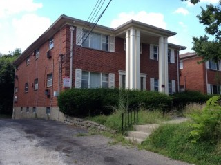 Cincinnati 4 Unit Apartment Building Foreclosure Auction