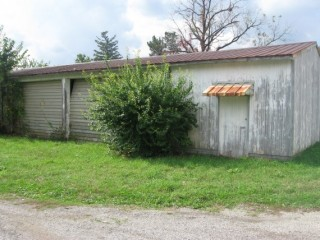 2 parcels of Land with a Storage Building