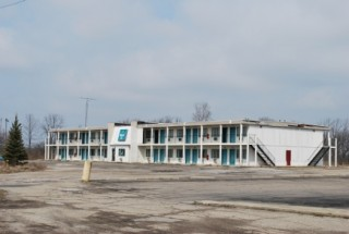 Madison Co. Foreclosure of Motel On I-71