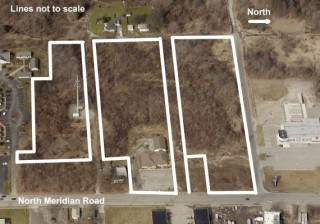 Foreclosure Auction of Youngstown Commercial Building & 35 parcels