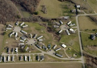 54 Unit Mobile Home Park with great cash flow