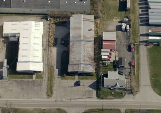 10,780 SF Industrial Building in Dayton