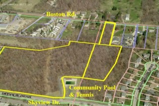 Court ordered foreclosure Auction of Medina Co. multi-family development land