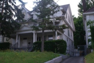 ABSOLUTE AUCTION - 10 room historic residence