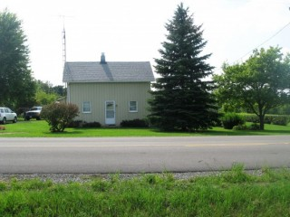 5.16 Acres w/ Pond, Home & Out Buildings !