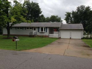Absolute Auction of 5BR Home - Elyria, Ohio