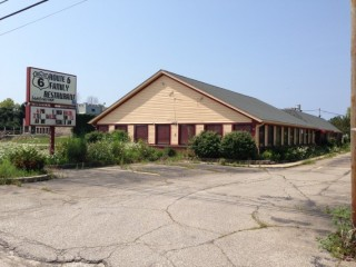 6500SF Commercial Bldg on Lake Erie Shore w/ No Minimum!