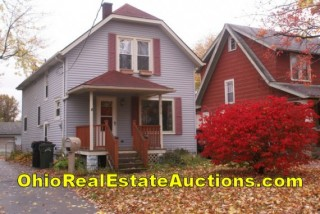 ABSOLUTE AUCTION - SINGLE FAMILY HOME IN NICE NEIGHBORHOOD