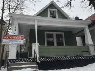 Absolute Auction of 2-Story, 2BR, 1BA Home