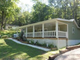 Burr Oak Lake Cottage