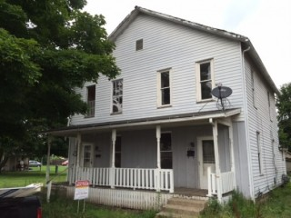 Absolute Auction of Bank-Owned Duplex ~ Coshocton, Ohio