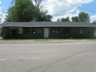 Great Location at Indian Lake !! Formerly a Restaurant !  Steve Smith Auctioneer 937-441-3627